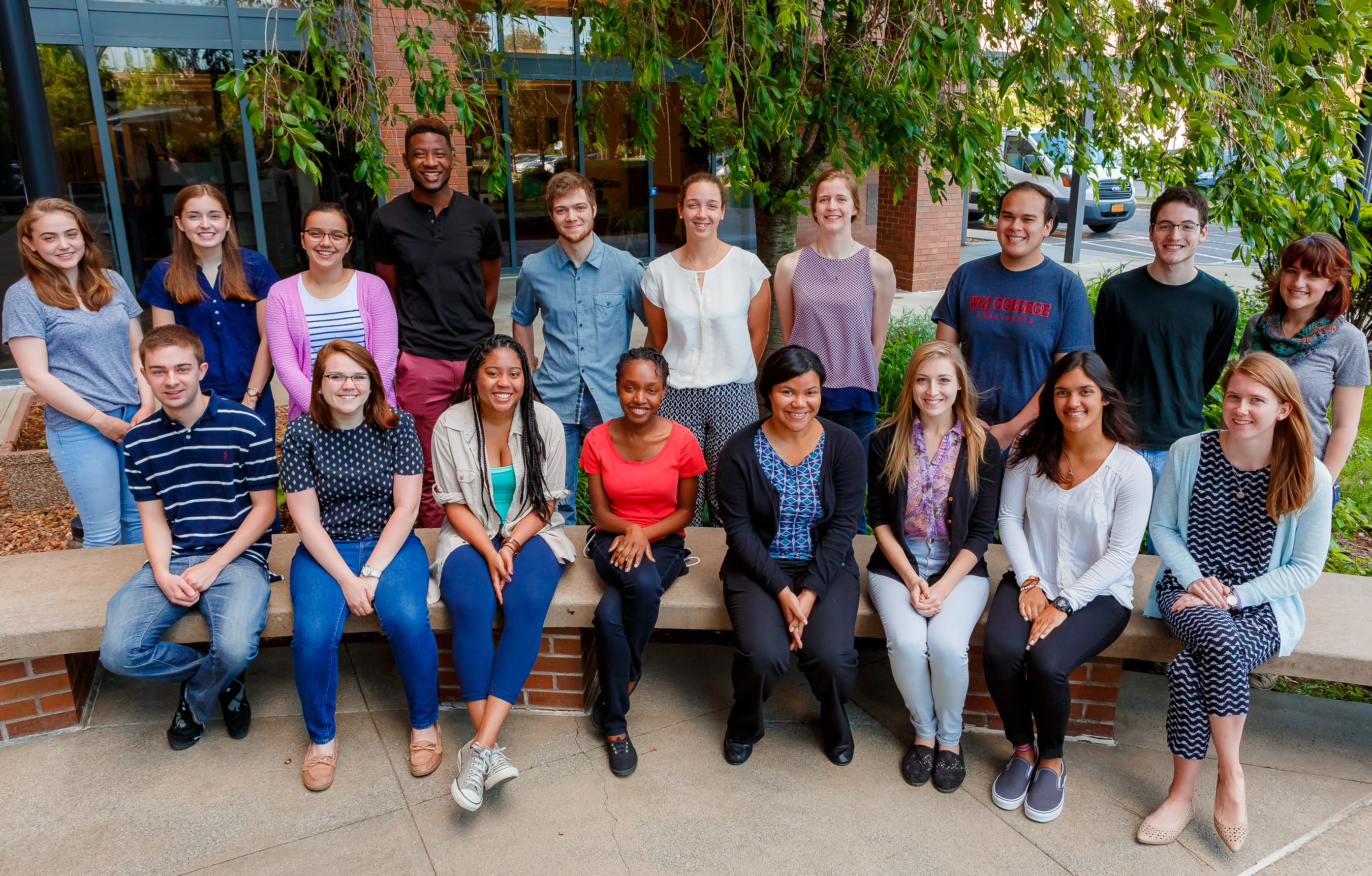 Wadsworth Center's Summer 2016 Undergraduate Scientists