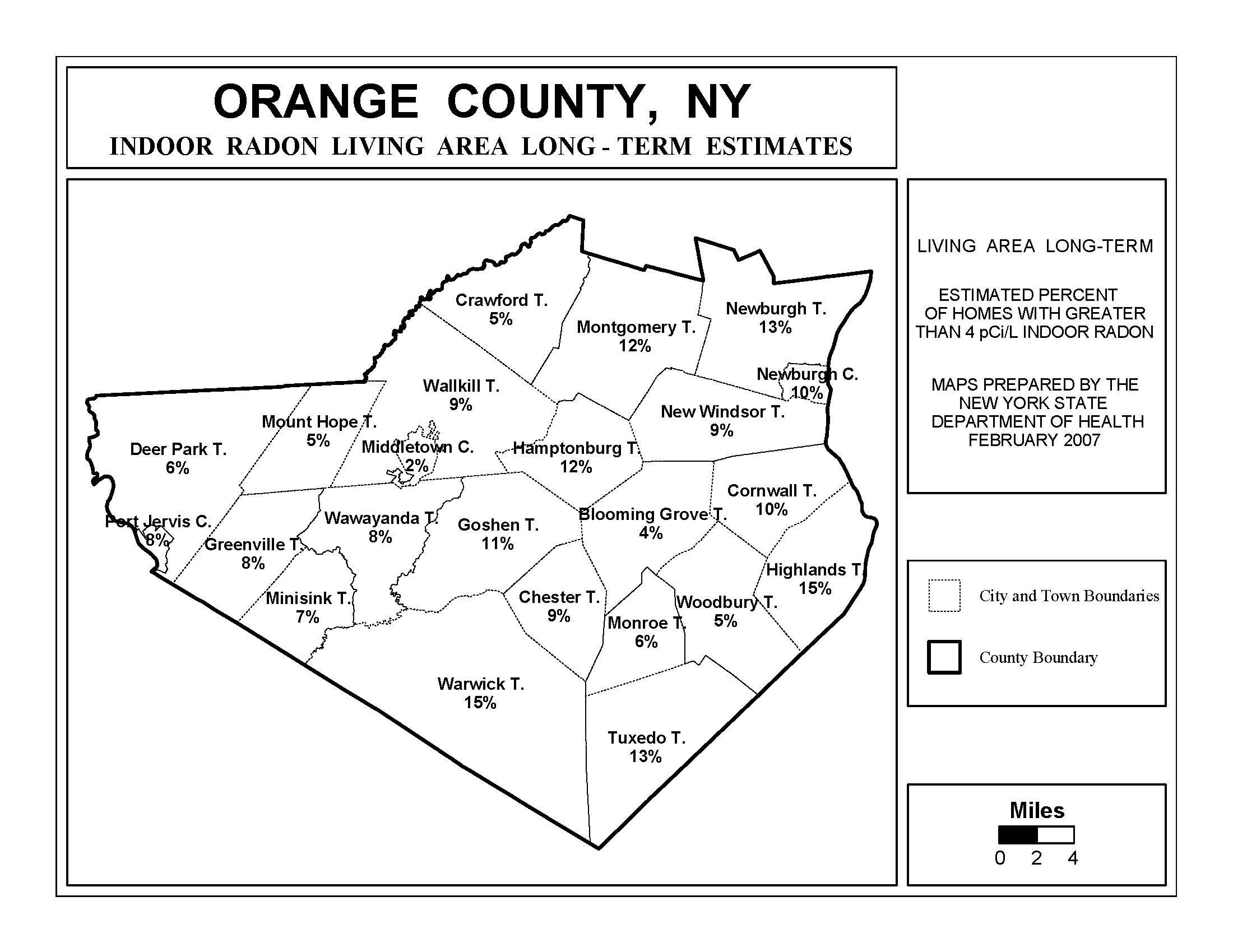 radon new york state department of health wadsworth center