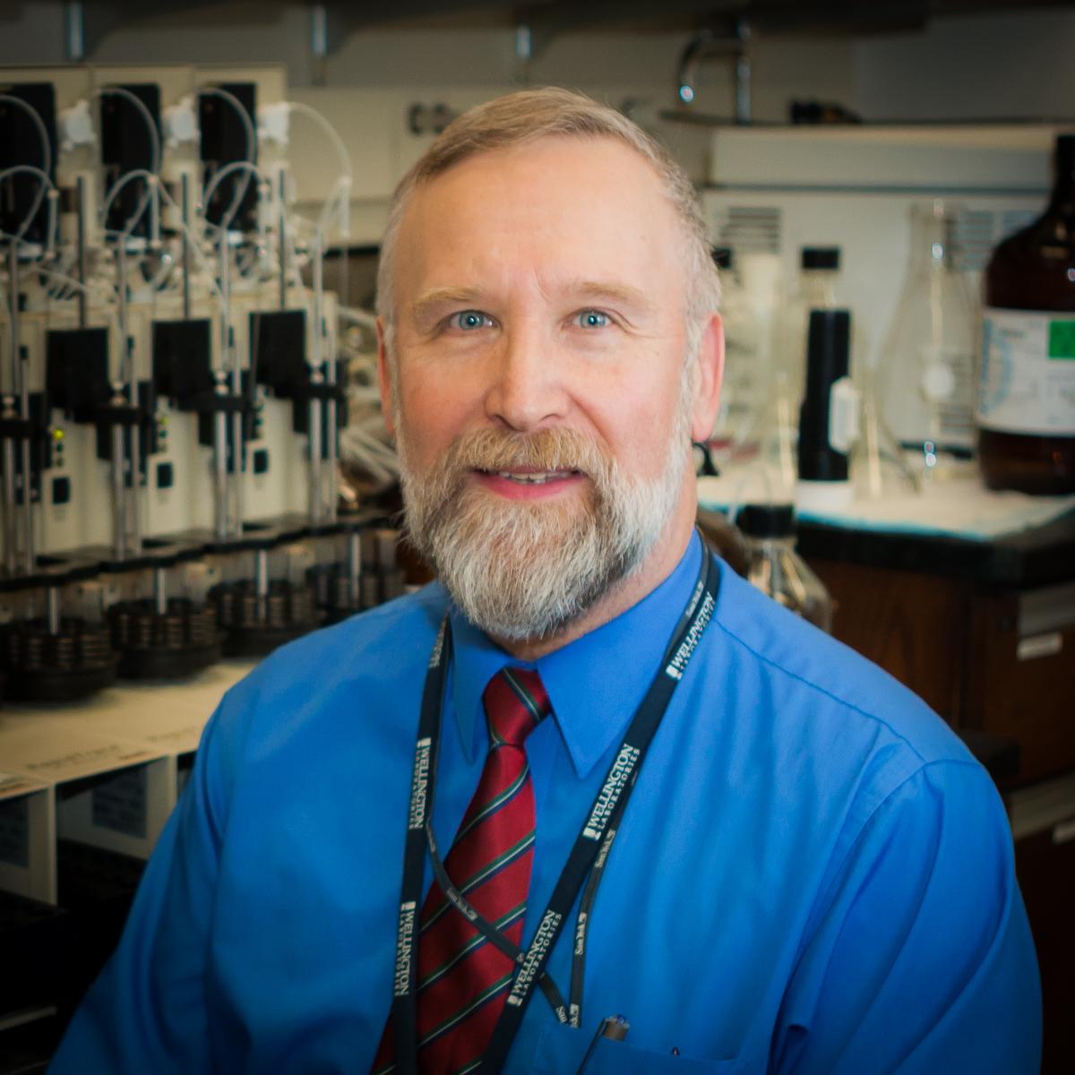 Kenneth M. Aldous, Ph.D.