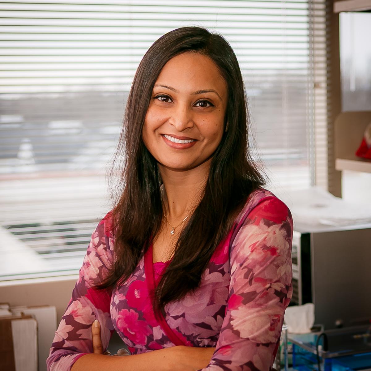Pallavi Ghosh, Ph.D.
