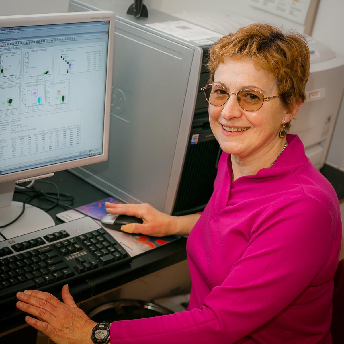 María C López, Ph.D.