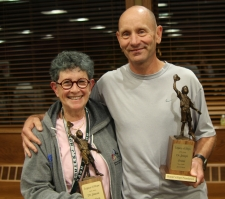 Co-recipients of the 2018 Legacy of Hope Award