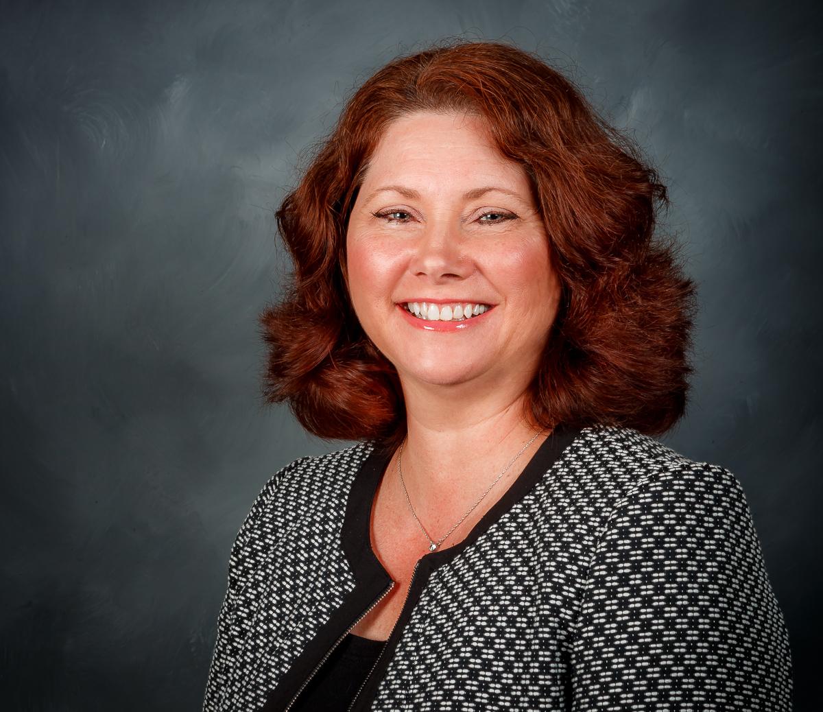 Headshot portrait of Carlene Van Patten